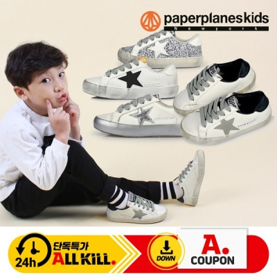 [페이퍼플레인키즈] PK7736 아동운동화 아동화 아동신발 유아운동화 신발