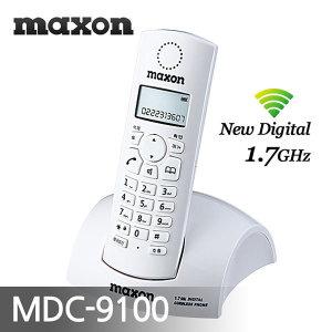 맥슨전자 발신자 표시 무선전화기 MDC-9100 집/사무용