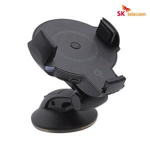SKT 와이어리스 NFC 차량용 스마트폰 거치대