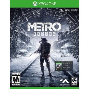 Xbox 메트로 엑소더스 데이원 에디션 Metro Exodus