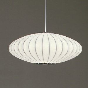버블라인 식탁 펜던트 램프 소서/피어 전구별도구매