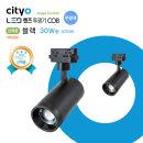 NEW LED 렌즈투광기 COB 30W형 블랙 주광색(5700K)