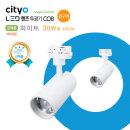 NEW LED 렌즈투광기 COB 30W형 화이트 전구색(3000K)