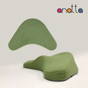 (아나타)  아나타  책상다리 명상방석