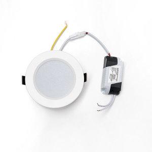 PANDA LED 3인치 다운라이트 7W 매입등 KS인증