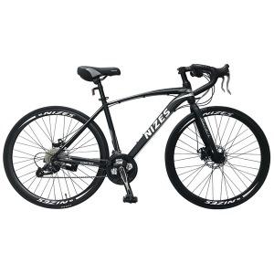 로드자전거 나이즈700C 27단 40mm이중림 기계식디스크