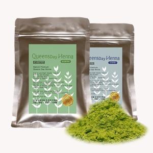퀸즈데이헤나 2개구매시1개더 헤나염색약 퀸즈 고품질