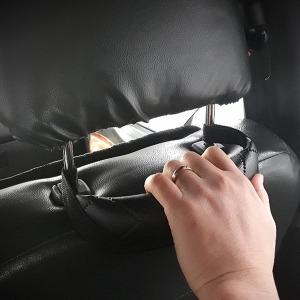한눈알 안전 손잡이 자동차 뒷좌석 헤드레스트