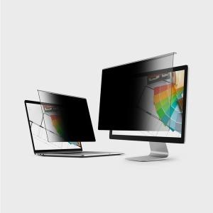 에스뷰 거치식 화면보호기 정보보안 거치형 보안필름