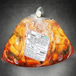 종가집 총각김치 5kg 알타리김치 무김치 종갓집