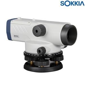 SOKKIA 오토레벨 40A/24배율 오토레벨기 토목 측량기
