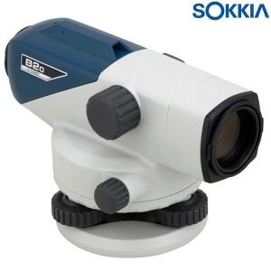 SOKKIA 오토레벨 B20/32배율 오토레벨기 토목 측량기