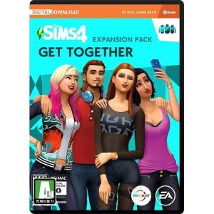 (PC-CODE) 심즈4 : 모두 함께 놀아요 (확장팩)