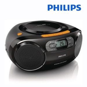 필립스 AZ388/오디오/카세트테이프/CD/라디오