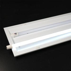 LED형광등 T8 18W 직관형램프 주광색 교체형A1200