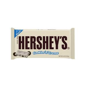 허쉬 자이언트바 쿠키앤크림 184g/초콜렛/초콜릿
