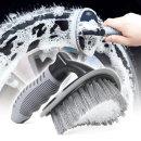 타이어 브러쉬 셀프세차 용품 차량용 세차솔 휠 청소
