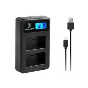 니콘 EN-EL15(A) LCD 2구 호환충전기 D850 D810A D810