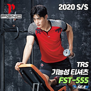 패기앤코  FST 555 남성 기능성 반팔 티셔츠 2020 S/S