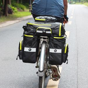 자전거 가방 라이딩 패니어 여행 짐받이 프레임 가방
