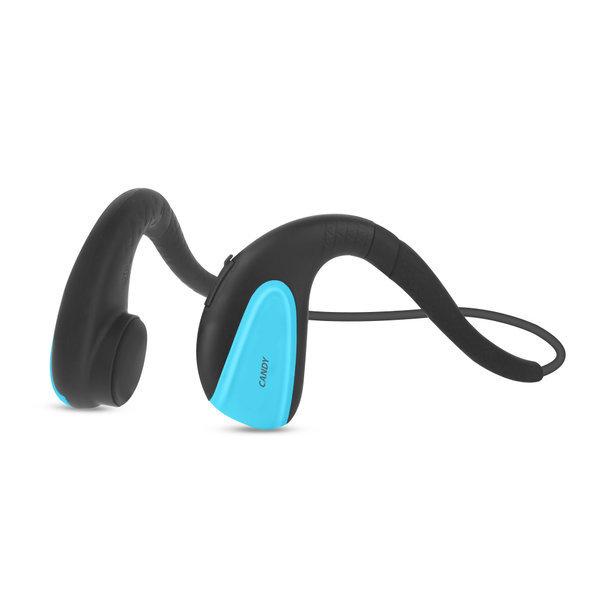 BE-03WM 블루 골전도 블루투스이어폰 IPX8방수 MP3