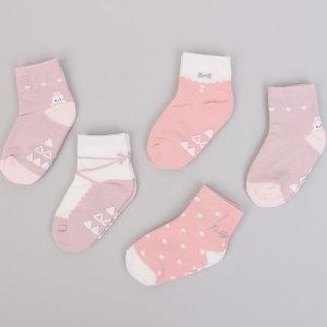 엘리제 5족 아동 양말/유아/아기/어린이/선물/답례품