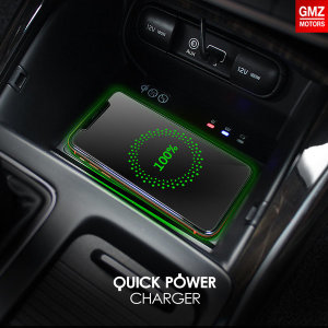 올뉴K3 시거잭타입 퀵차져 무선충전패드/차량충전기