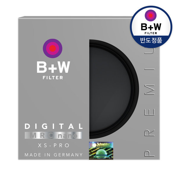 B+W  ND VARIO 82mm MRC nano XS-PRO 카메라 렌즈 필터