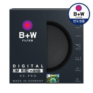 B+W  ND nano XS-PRO 64x 49mm 카메라 렌즈 필터
