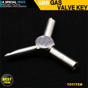 가스건 GBB 밸브키 가스건공구 서바이벌장비 핸드건수
