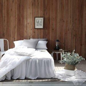 알러프리 항균 누빔 침대스커트 Q 화이트