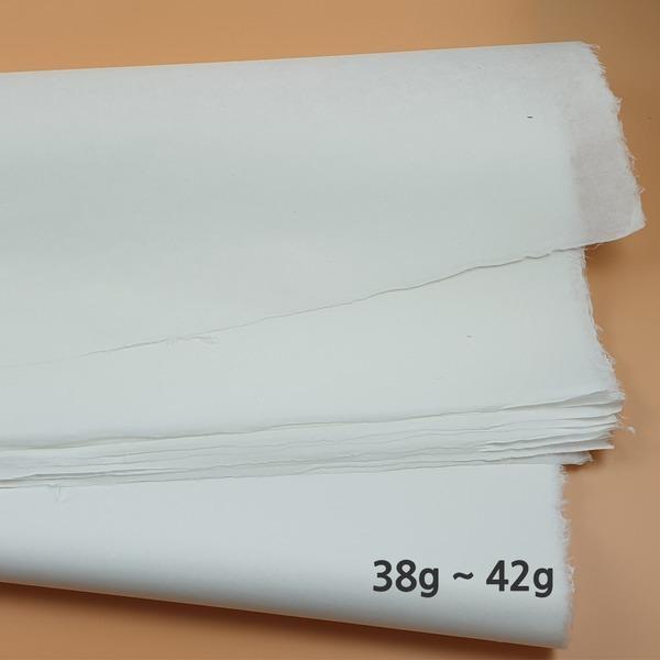 10매 순지 전지 38g-42g 닥종이 한지 지방지 배접지