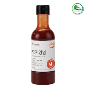 이슬나라 닭꼬치 소스/ 꼬지양념소스 500g
