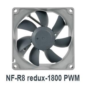 NOCTUA NF-R8 Redux-1800 PWM 저소음 시스템 쿨러