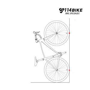 실내자전거거치대 자전거 벽걸이스텐드 걸이식 거치대