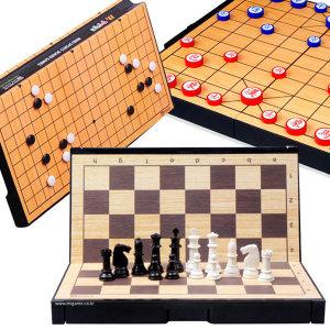 자석 바둑 장기 체스판 보드게임 퍼즐 바둑판세트