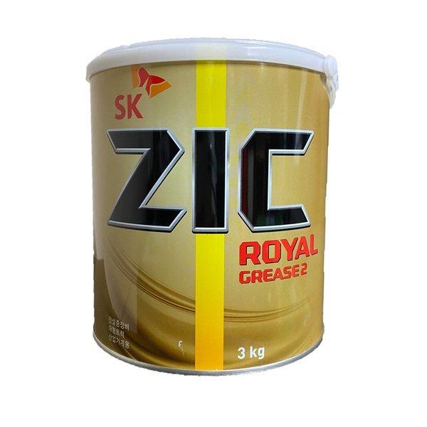 SK루브리컨츠 ZIC Royal Grease 2  다목적 그리스
