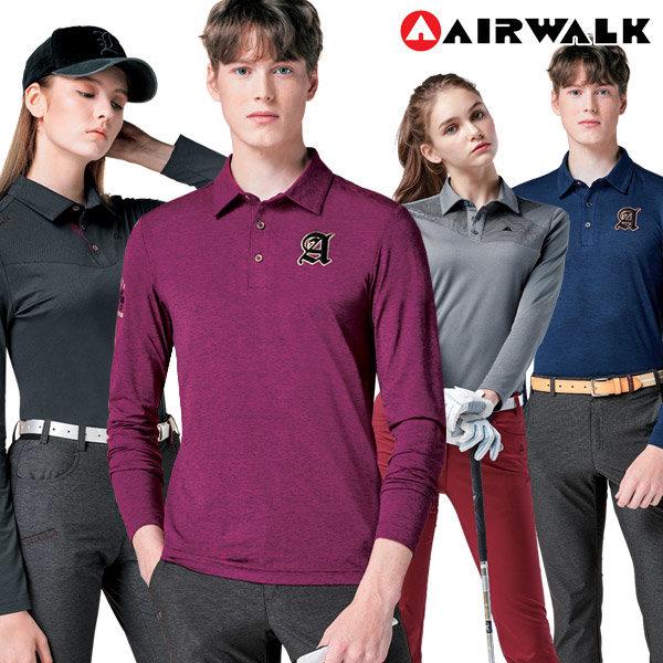 에어워크 골프/등산/배드민턴/테니스 티셔츠 모음