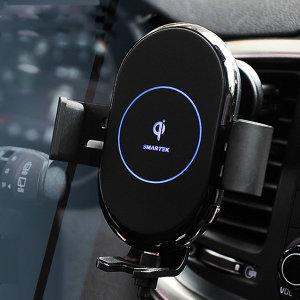 차량용 무선 충전 거치대 자동차 고속 무선 충전기