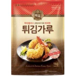 CJ제일제당 튀김가루1kg