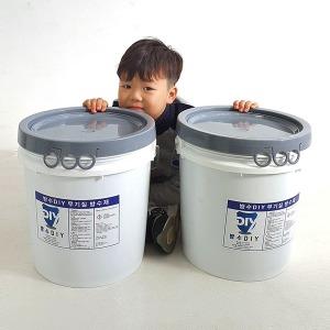 셀프 옥상방수 시트 지붕 판넬 방수 공사 방수제 20kg