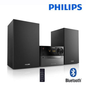 필립스 BTM2310/블루투스 오디오/CD/라디오/MP3