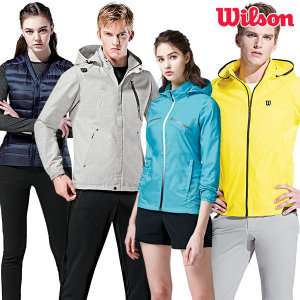 윌슨 스포츠자켓 봄/가을 바람막이 모음