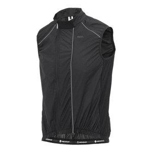 여름용 바람막이 조끼 블랙 라이딩옷 자전거복