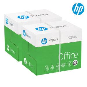 HP A4 복사용지(A4용지) 75g 2BOX(5000매)
