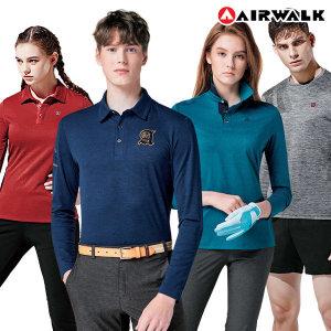 남녀 골프 상의 카라티셔츠/라운드티셔츠 스포츠웨어