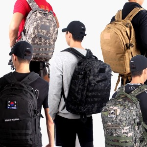 군인가방 40L 모음전 - 군대가방 군인선물 로카백팩