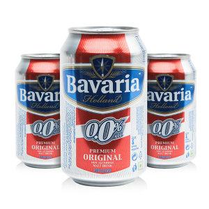 무알콜 바바리아 오리지날 330ml(24캔)맥주맛음료