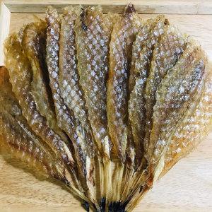 순살 아귀꼬리포 대 10장 250g 이상 / 아귀포 쥐포