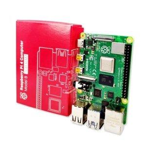 라즈베리파이4B 2GB/4GB(Raspberry Pi 4B)+방열판